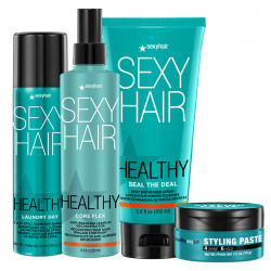 Healthy Sexy Hair