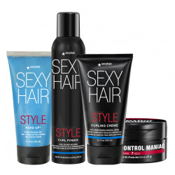 Sexy Hair Styling