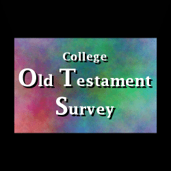 College Old Testament Survey