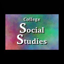College Social Studies