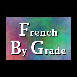 French Currriculum by Grade