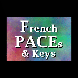 French PACEs & Score Keys