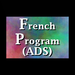 French Program (ADS)