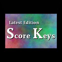 Latest Edition Math Score Keys