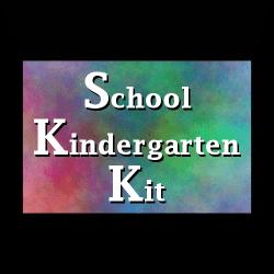 School Kindergarten Kit