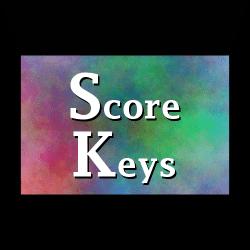 English Score Keys
