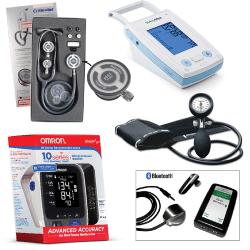 Stethoscopes & Blood Pressure Management