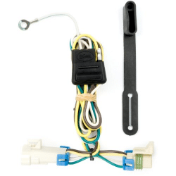 custom wiring harness for s10 t connector chevrolet s10 curt 55359  t connector chevrolet s10 curt 55359