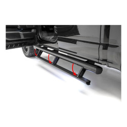 ActionTrac Running Boards