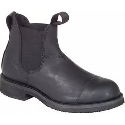 Canada West Men's  Romeos Black Loggertan