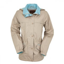Outback Ladies Vagabond Jacket Khaki