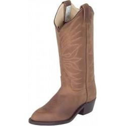 "Canada West Copper Crazy Horse 13"" Boot"