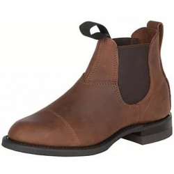 Canada West Ladies Dirty Brown Crazy Horse Boots