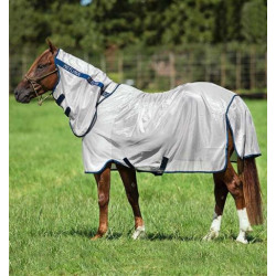 Horseware Ireland Mio Pony Fly Sheet Bronze Navy