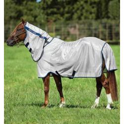 Horseware Ireland Mio Pony Fly Sheet Bronze Navy