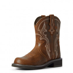 Ariat Ladies Fatbaby Triad Western Boot