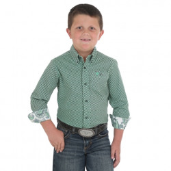 Boy's Wrangler® 20X® Competition Shirt