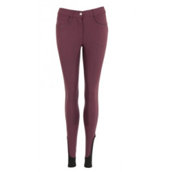 BR Annette Riding Breeches Cabernette Full Seat