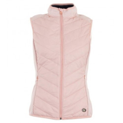 BR Body Warmer Vest Alicia Silver Pink
