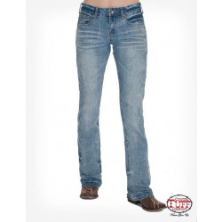 Cowgirl Tuff Ladies Jeans Running Free