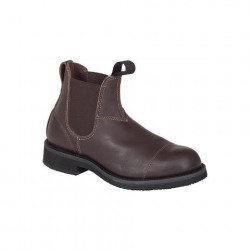 Canada West Men's Walnut Logger Romeo Boots