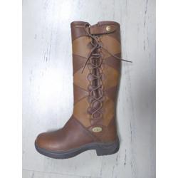 Dublin Mersey Brown Riding Boots