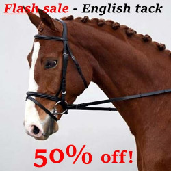 English Tack Clearance
