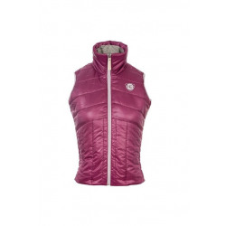 Horseware Ireland Ladies Eve Gilet Vest Garnet