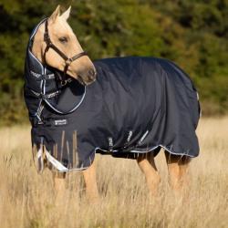 Horseware Ireland Amigo Bravo 12 Plus Rain Sheet Navy Blue