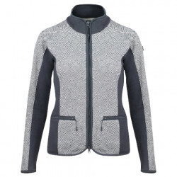 Horze Marlin Women's Fleece Jacket Grey