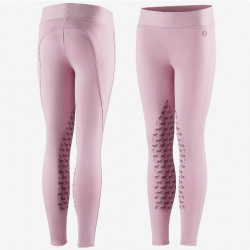 Horze Active Kids Silicone Horse Grip Tights