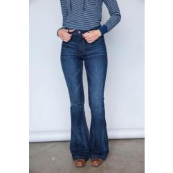 Kimes Jennifer Flare Bottom Trouser Jeans