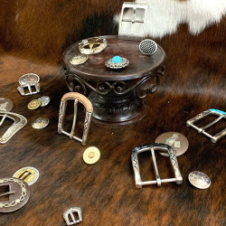 leather_craft_concho_buckles