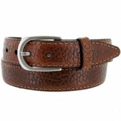 Bison Men's Pinnacle Brown Belt