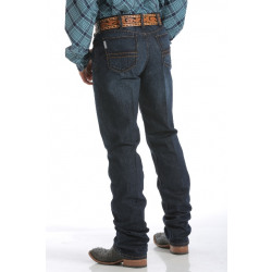 Cinch Slim Fit Silver Label Dark Stonewash Jeans