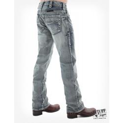 B Tuff Men's Sharp Light Jeans