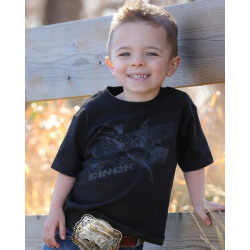 Cinch Infant's Dark Logo TShirt