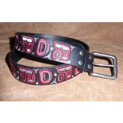Native Northwest Leather Formline Belt