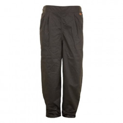 Oilskin Overpants Unisex Brown