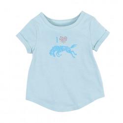 Wrangler® Baby T-Shirt Turquoise