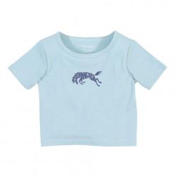 Wrangler® Baby Short Sleeve T-Shirt Turquoise