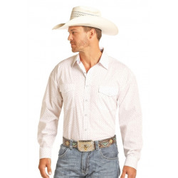 Panhandle Select Peached Poplin Snap Front Shirt