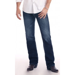 Rock & Roll Cowboy Pistol Dark Wash Jean