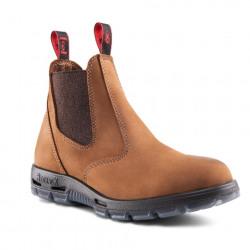 Redback Bobcat Soft Toe Harley Tussock Boots
