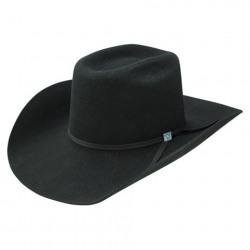 Resistol 9th Round Cody Johnson 3x Wool Felt Cowboy Hat Black