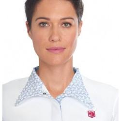 Romfh Lindsay Long Sleeve Show Shirt Periwinkle