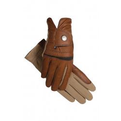 SSG Hybrid Extreme Gloves Brown