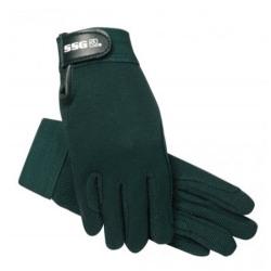 SSG Summer Gripper Riding Gloves Black