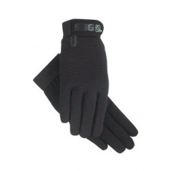 SSG Aquasuede Plus All Weather Black Gloves