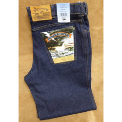 Thunder Creek Mens Dark Jeans | Canada